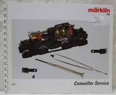 MÄRKLIN H0 0734 Conseiller Service - HO Scale