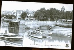 SAINT JEAN DE LUZ  BATEAUX VAPEUR       EN 1898 - Saint Jean De Luz