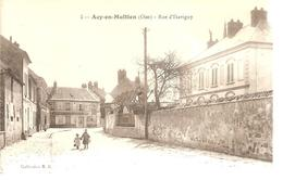 60 - Acy-en-Multien (oise) - Rue D'Etavigny - France