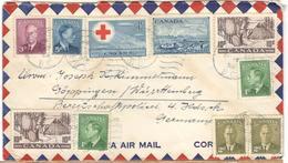 9682 - DONT CROIX ROUGE - 1937-1952 Règne De George VI