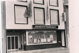MELSELE  --   1973  FOTO 11 X 9 CM   -  GEMEENTE KREDIET - Destelbergen