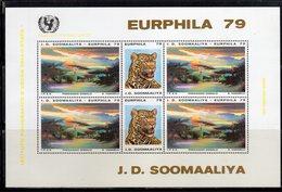Somalia - EURPHILA  '79 - - Somalia (1960-...)