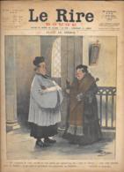 LE RIRE ROUGE...N°121..1917...12  Pages..Illustrateur: GUILLAUME -HASS-HAUTOT-RADIGUET-J-- FLORES- LE PETIT..ETC.. - Journaux - Quotidiens