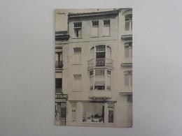 Ancien CP Knocke Knokke Maison De La Grande .....Avenue Linnens Villa Sophie - Knokke