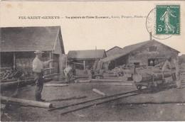 Fix Saint Geneys Scierie - France