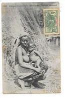 Afrique Occidentale Française -  Femme Malinké -  L 1 - Sénégal