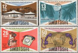 Ref. 168781 * NEW *  - SAMOA . 1977. SAMOA TELECOMMUNICATIONS. LAS TELECOMUNICACIONES DE SAMOA - Samoa