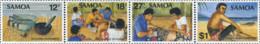 Ref. 359312 * NEW *  - SAMOA . 1981. TATTOO ART. EL ARTE DEL TATUAJE - Samoa