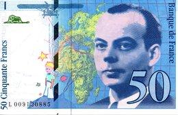 Billet De 50 Francs 1993 ( Saint Exupéry ) - 1962-1997 ''Francs''