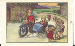 Cartolina  Castelli Degami Perfetta Non Viagg - Castelli