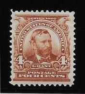 Etats Unis N°147 - Neuf Avec Charnière - TB - United States