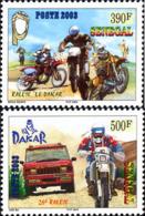 Ref. 173850 * NEW *  - SENEGAL . 2004. DAKAR RALLYE. RALLY DAKAR - Senegal (1960-...)