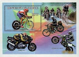 Ref. 566849 * NEW *  - SENEGAL . 1999. SHIPS. BARCOS - Senegal (1960-...)