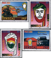 Ref. 92541 * NEW *  - SENEGAL . 2001. 23 RALLY PARIS-DAKAR - Senegal (1960-...)