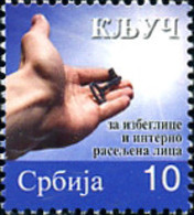 Ref. 298351 * NEW *  - SERBIA . 2013. HUMAN RIGHTS PROTECTION. PROTECCION DE LOS DERECHOS DEL HOMBRE - Serbia