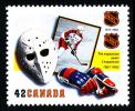Canada (Scott No.1445 - L'expansion  / NHL / The Expansion Years) (**) - 1952-.... Règne D'Elizabeth II