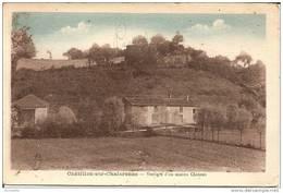 01  Chatillon Sur Chalaronne -  Vestiges D,un Ancien Chateau - Châtillon-sur-Chalaronne