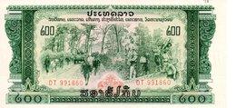 Billet Asie  De 200 ? ( Laos , Cambodge ... ? ) - Laos