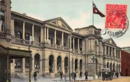 Australie / 07 - Brisbane - The Post Office - Belle Oblitération - Autres
