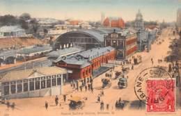Australie / 21 - Brisbane - Central Railway - Belle Oblitération - Autres