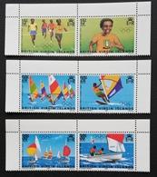 Virgin Islands 1984 Summer Olympics  Pairs - West Indies