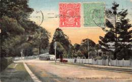 Australie / 47 - Brisbane - Morey Street - Belle Oblitération - Autres