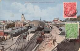 Australie / 48 - Brisbane - Central Railway Station - Autres