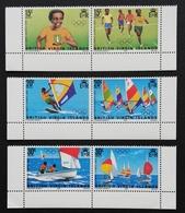 Virgin Islands 1984 Summer Olympics  Pairs - Antilles