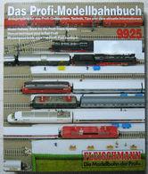 Das Profi Gleissystem Modellbahnbuch 9925 H0 FLEISCHMANN Gleispläne Ratgeber - Scala HO