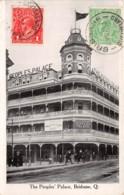 Australie / 78 - The People' Palace - Brisbane - Belle Oblitération - Autres