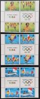 Virgin Islands 1984 Summer Olympics  Gutter Pairs (PAIRS) - West Indies