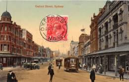 Australie / 86 - Oxford Street - Sydney - Belle Oblitération - Autres