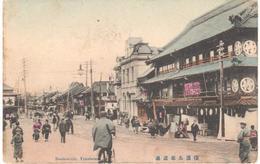 POSTAL  YOKOHAMA  -JAPON  - BASHAMICHI - Yokohama