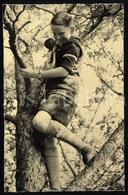 Photo Card / ROYALTY / Belgique / België / Prince Baudouin / Prins Boudewijn - Scoutisme