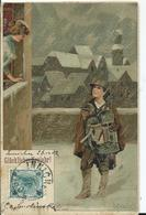 CARTE FANTAISIE - Illustration MAILICK - AUTRICHE - Mailick, Alfred