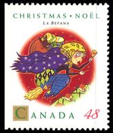 Canada (Scott No.1453i - Noël 1993 Christmas) (**) - 1952-.... Règne D'Elizabeth II