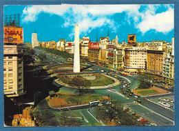 ARGENTINA BUENOS AIRES AVENIDA 9 DE JULIO 1979 - Argentina