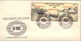 Ref. 531551 * NEW *  - SOLOMON Islands . 1988. EXPO-88 - BRISBANE - Solomon Islands (1978-...)