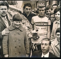 HEKELGEM  --   1973  FOTO 10 X 7 CM   -  ???? - Affligem