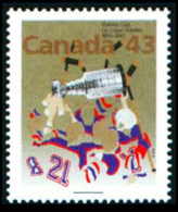 Canada (Scott No.1460 - Stanley Cup) [**] - 1952-.... Règne D'Elizabeth II