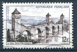 FRANCE    N° Y.T : 1039. PONT DE VALANTRE - Used Stamps