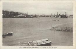 Trentemoult Les Nantes L'entree Du Port De Nantes - Francia