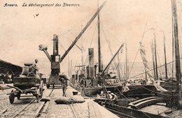 ANTWERPEN - ANVERS : Twee Kaarten Van De Haven - Deux Cartes Du Port - Antwerpen