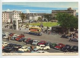 Galway : Eyre Square - Galway Ireland (cp Vierge N°2/317) - Galway