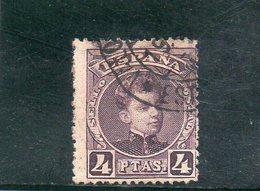 ESPAGNE 1901-5 O - 1889-1931 Royaume: Alphonse XIII