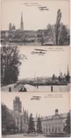 Bs - Lot De 5 Cpa ROUEN AVIATION - - Rouen