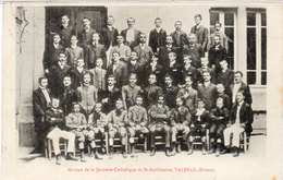 VALENCE - Groupe De La Jeunesse Catholique De St Appolinaire   (3086 ASO) - Valence