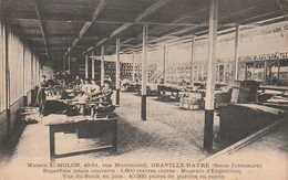 76 Le Havre Graville. Maison L Lomon; Rue Montmirail - Graville