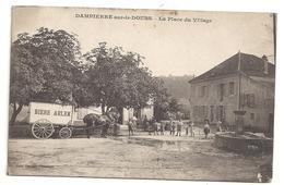 25 Dampierre-sur-le-doubs (animation Bière Cheval) - France