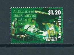 1997 Australia $1.20 Ambulance Used/gebruikt/oblitere - 1990-99 Elizabeth II